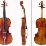 milstein stradivarius violin
