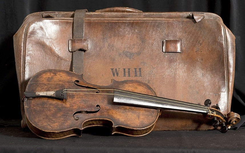 The Titanic Violin – The Curious Case of the Hartley Stradivarius Violin